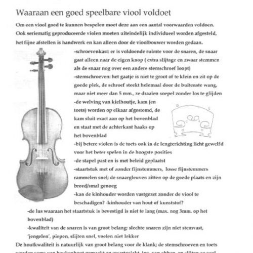 thumbnail of Goed speelbare viool-web